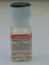 Lorann Gourmet Oils Wintergreen Flavoring 1 Dram For Confection Baking