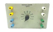 Vintage Resistance Decade 1/4 Watt 1K-10K