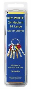 Lucky Line  Plastic  Assorted  Key ID Tag