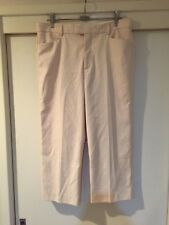 Zara Woman Cream Dress Pants Size L Good Condition