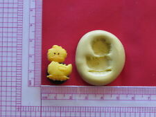 Baby Duck Silicone Mold A910 Candy Chocolate Fondant Miniature Baby Shower