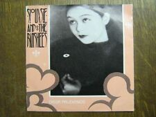 SIOUXSIE AND THE BANSHEES 45 TOURS HOLLANDE DEAR PRUDEN