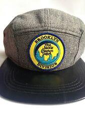 MTA Bus Patch New York  Brooklyn Jackie Gleason Camper Hat Adjustable