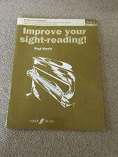 Grade 3 Piano Improve your sight reading