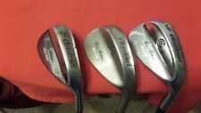 Cleveland 588 Wedge Set 49-53-57  W/Wedge Flex Steel Men Right Handed