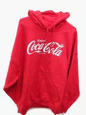 Coca-Cola Red Hoodie Hooded Sweatshirt Enjoy Coca-Cola 2X 2XL XXL - BRAND NEW