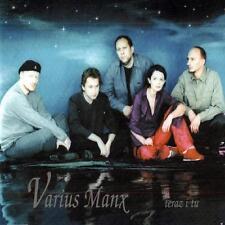 VARIUS MANX - TERAZ I TU - EP CD, 2000