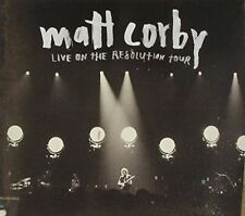 Live on the Resolution Tour [EP] by Matt Corby (CD, Dec-2013)