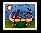 THE GREAT JOURNEY   NORVAL MORRISSEAU  LTD EDITION