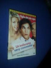 cofanetto+DVD nuovo film La Figlia del Mio Capo (DVD) di Carmen Electra