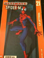 Ultimate Spider - Man n.21 - marvel - uomo ragno