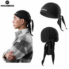 RockBros Bicycle Fleece Thermal Hat Outdoor Pirate Style Black Caps Winter