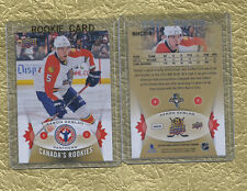 AARON EKBLAD 2 ROOKIE CARDS  NHCD-8  - 2014-15 UD NATIONAL HOCKEY CARD DAY