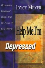 Help Me: Help Me! I'm Depressed by Joyce Meyer (1999, Paperback)