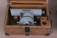 Level ( Theodolite ) surveyors NI 050 Carl Zeiss Jena Made in GDR (Germany)