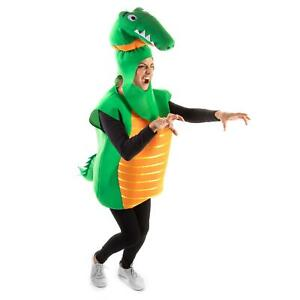 Hauntlook Crikey Crocodile Gator Funny Halloween Costume