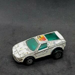 Majorette Motor Series BMW Turbo Vintage Die-Cast Vehicle 1980s France