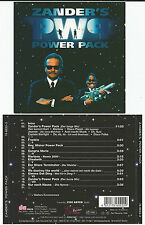 "FRANK ZANDER ""Zander´s Power Pack - CD 1998 NEU (incl. langer Hitmix)"