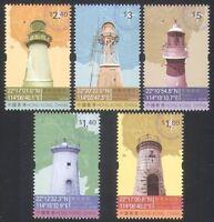 China Hong Kong 2010 Lighthouses of HK stamps