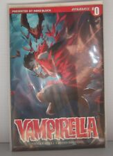 Vampirella Dynamite #0 Comic Book - Paul Cornell & Jimmy Broxton - New