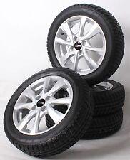 15 Zoll Winterreifen Alufelgen Peugeot 108 Citroen C1 Toyota Aygo II AB1 ABE 15