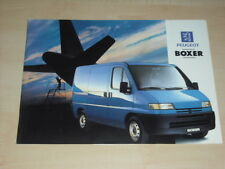 32533) Peugeot Boxer Prospekt 1994