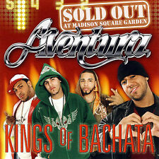 Kings of Bachata: Sold Out at Madison Square Garden by Aventura (CD, Nov-2007, …