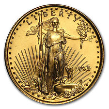 1998 1/10 oz Gold American Eagle Coin