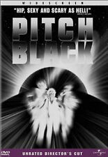 Pitch Black (Dvd, 2000, Unrated; Widescreen) Disc Only