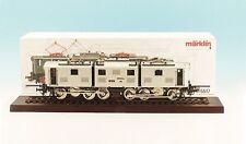 Märklin 5517 voie 1 LOCOMOTIVE ÉLECTRIQUE ARGENT E91 embalage d'origine