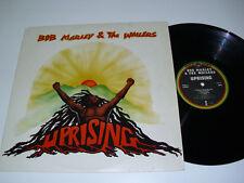 BOB MARLEY Uprising - PORTUGAL LP - Polygram release - RARE