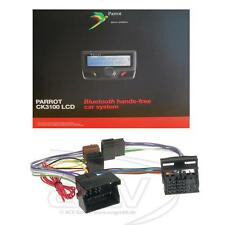 Parrot CK3100 Freisprechanlage + VW Golf V VI Touran Polo FSE Radio KFZ Adapter