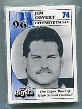 1996 Penn PA Big 33 FACTORY SEALED Set HIGH SCHOOL Cards Kurpeikis, PENN STATE