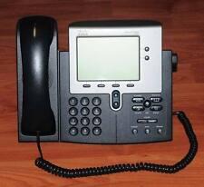 3 X CISCO IP Phone Handsets 7960 G