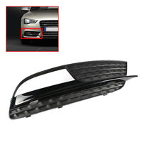 Right Hand Front Lower Bumper Grill  Fog Light Cover For AUDI A5 2012-2016