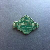 DSF - El Capitan Theatre logo pin Disney Pin 84414