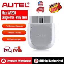 Autel AP200 OBD2 Engine Check Auto Fault Code Reader Reset Car Diagnostic Tool