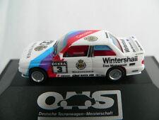 HERPA BMW M3 DTM 1991 #3 JONNY CECOTTO SCHNITZER WARSTEINER WINTERSHALL, NEU+OVP