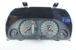 1998 - 2001 Honda Prelude Automatic Instrument Cluster 220K Miles