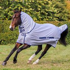 Bucas Buzz-off Full Neck Pony - Silver 100