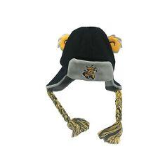 Wichita State Shockers Official NCAA Toddler (2-4T) OSFM Winter Mascot Hat Cap