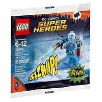 LEGO Super Heroes Mr Freeze Minifigure Polybag Set 30603