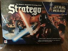 2002 STAR WARS game Stratego - galactic battlefield - Luke vs Darth