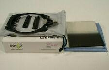 Lee Sev5n Grau Grey Filter Filters Lens Halter Holder System Starter Kit 1255/7