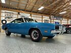 1969 Dodge Charger  69 Charger R/T Special Edition #'s Matching 440 B5 Blue Rotisserie Restoration