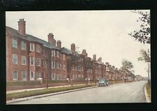 Lancashire WEST DERBY Muirhead Ave c1920s? PPC