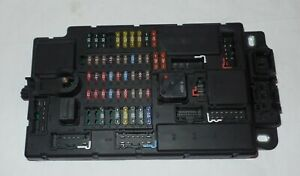 2007 - 2009 MINI COOPER S BCM INTERIOR DISTRIBUTION FUSE BOX 61.35 3450824-01