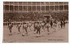 BULL FIGHTING: Spain postcard (JH1220)