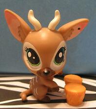 Littlest Pet Shop #3888 BONGO BRILL Antelope Deer