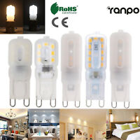 Dimmable G9 LED Corn Bulb Light 3W 5W 7W PC Shell 2835 SMD White Lamp 110V 220V